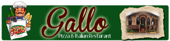 Gallo Pizza & Italian Resturant